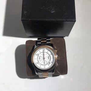 Michael Kors MK8176 Men's Watch (no battery)